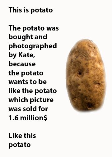 potato crazinezz